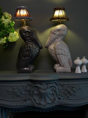 Светильники пеликаны