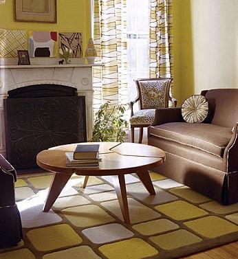 Мебель и ковер