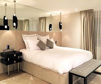 Дизайн спальни от Aline Erbeia