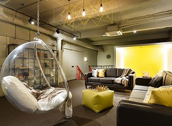 KT FUNTECH: lounge working space