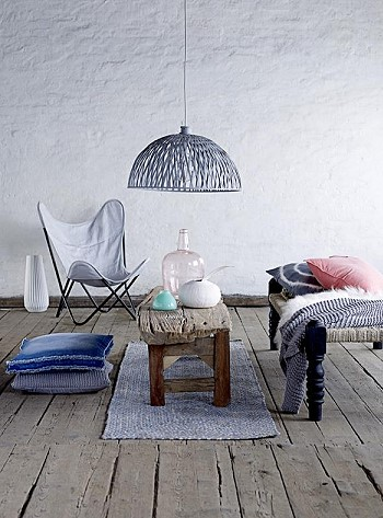 Датский интерьер