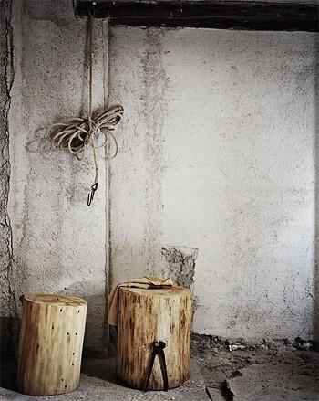Деревенская мебель