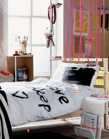 Спальня Ikea