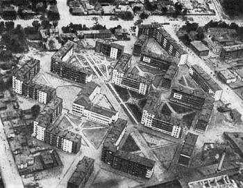 Хавско-Шаболовский жилой квартал, 1927–1928 гг.