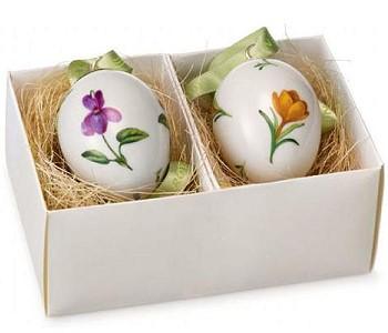 Пасхальные яйца в упаковке