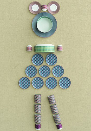 Hermes Коллекция Tie-Set