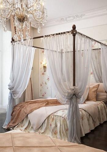 Canopy Beds. Кровать с балдахином