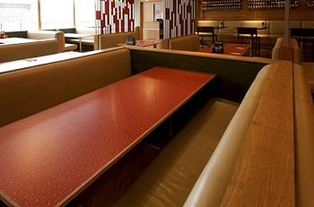 Бургерное кафе Ketchup в Глазго (Шотландия)
