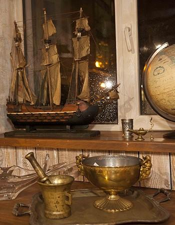 Предметы декора из Лавки старьевщика