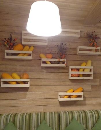 Декор ресторана