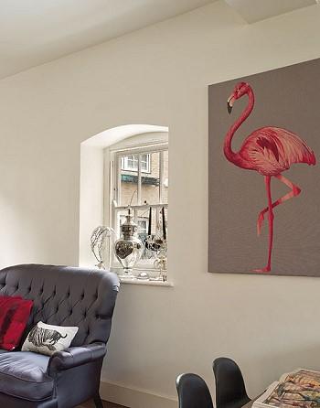 Картина Фламинго