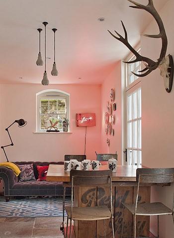 Дизайн квартиры художника