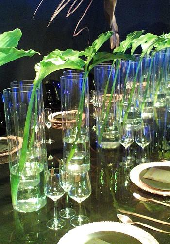 Свадебный стол для гостей
