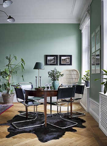 Интерьер шведской квартиры