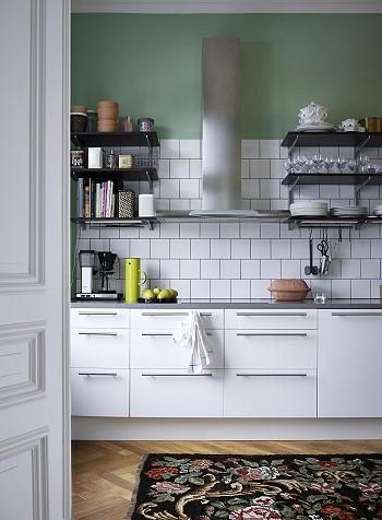 Кухня в Швеции
