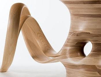 Элементы деревянного стола