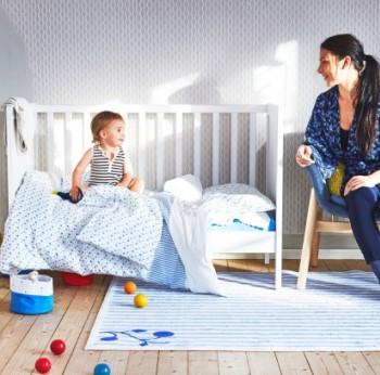Мебель для младенцев в ИКЕА