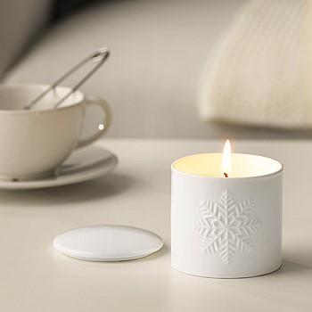 Ароматическая свеча с запахом специй