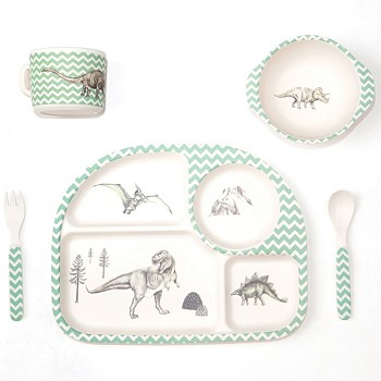 Красивая детская посуда