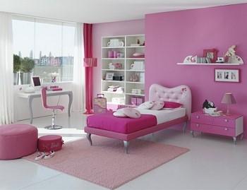 Спальная комната для девочки