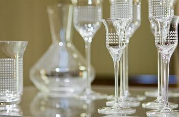 Чешкое стекло