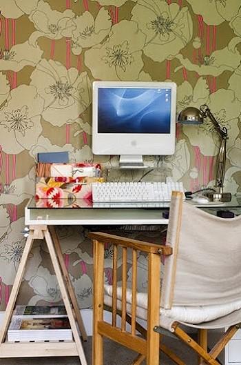 Конструкция компьютерного стола
