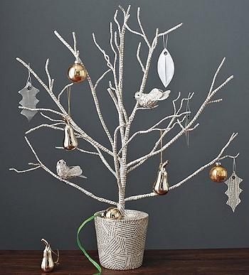 Необычное новогоднее дерево