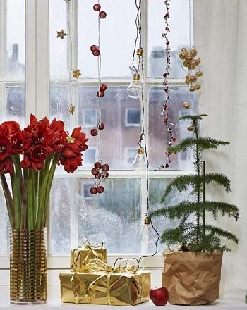 Декор на рождество