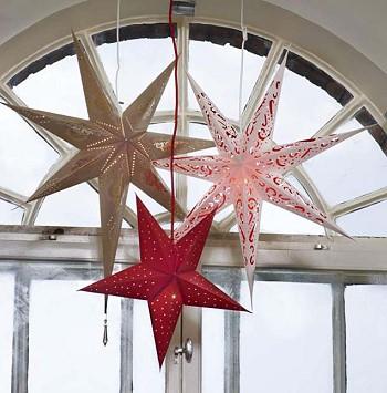 Новогодние звезды