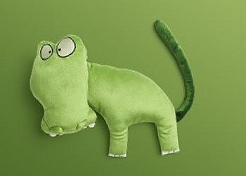 Бегемот - крокодил