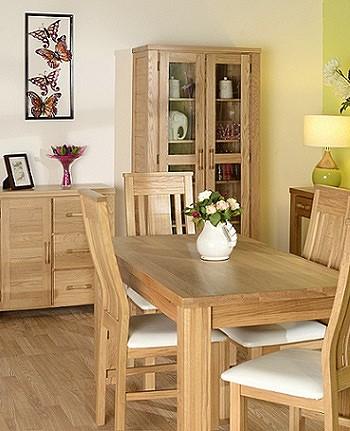 Дубовая мебель в гостиную
