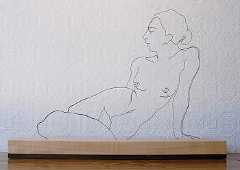 Женская скульптура