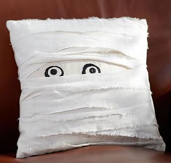 Подушка на Хелловин