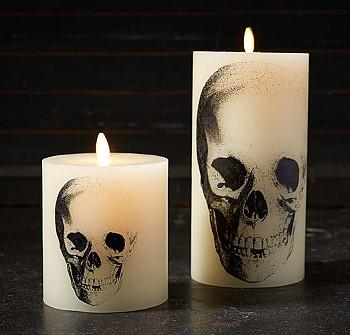 Свечи черепа