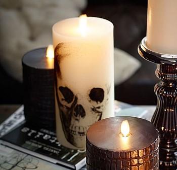 Свечи для Хеллоуина