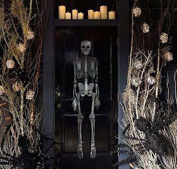 Украшаем квартиру на хелловин