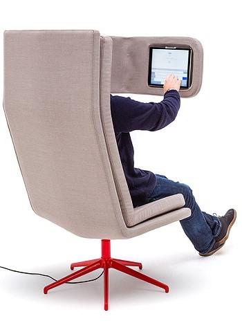 Кресло для Skype