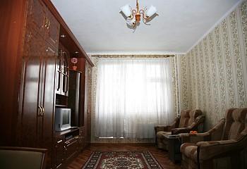 Типичная московская квартира