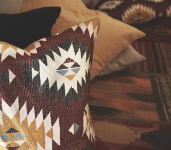 Чехол на подушку ИКЕА