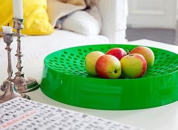 Зеленая миска