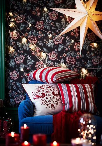 Новогоднее оформление и текстиль