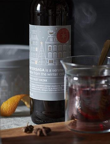 Фруктовый напиток с пряностями в ИКЕА