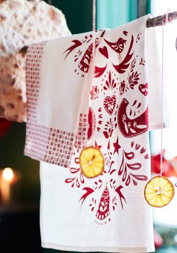 Шведский фольклор в новогодние праздники