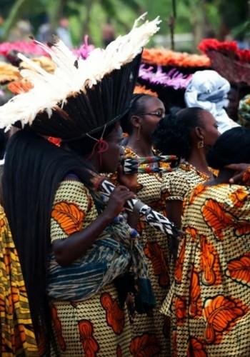 головные уборы в Камеруне
