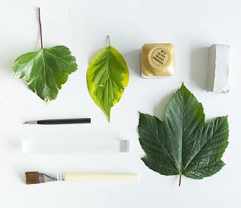 Мастер-класс по изготовления подставки из керамики