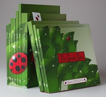 Обложки для детских книг