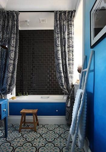 Ванная комната в сталинском доме