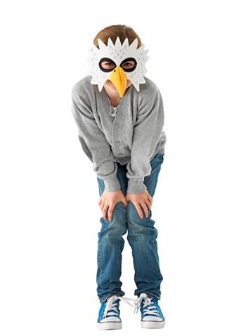 Новогодняя маска орла