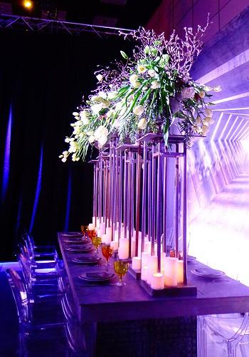 Флористика на свадьбе