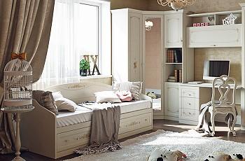 Мебель для детской Лючия